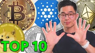 TOP 10 Cryptocurrency to Buy in 2021 (HIGH GROWTH)