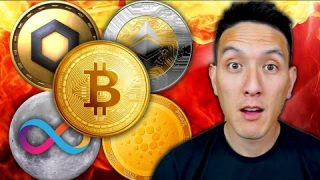 TOP 5 Cryptocurrency To Invest In For 2021   Long Term Buys!